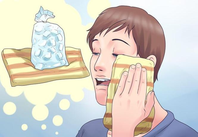 Если после удаления болит щека и горло