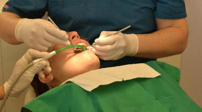 Методы лечения кисты без удаления зуба