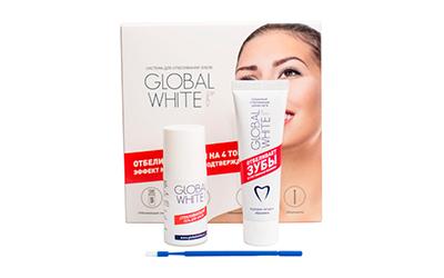 Как Глобал Уайт отбеливает зубы: предосторожности