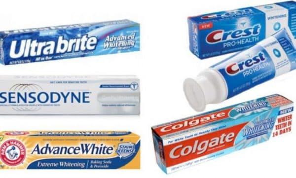пасты для чувствительных зубов