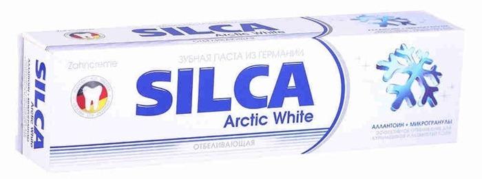 Silca Arctic White