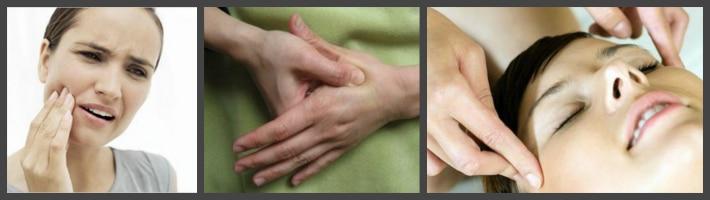 Массаж для снятия боли