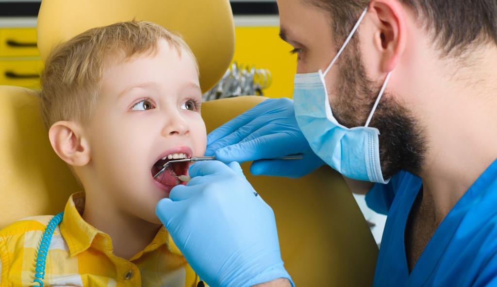 Не забывайте посещать стоматолога