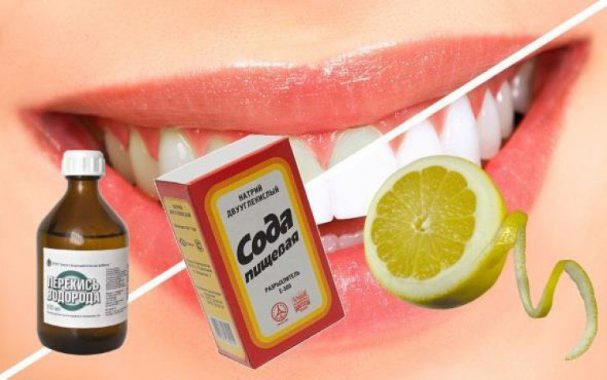 Приготовление содовых растворов для чистки зубов