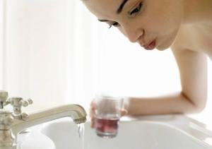 однократные ванночки для полости рта