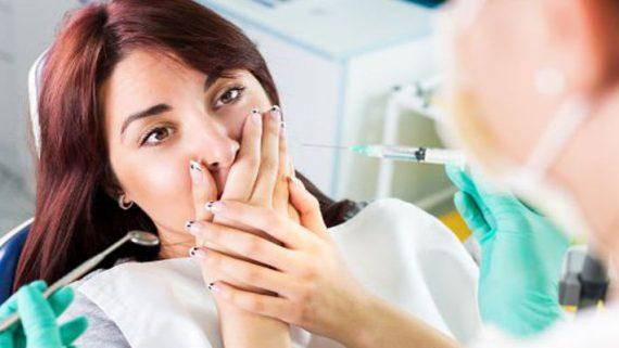 как избавиться от рвотного рефлекса при лечении зубов